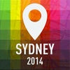 Offline Map Sydney
