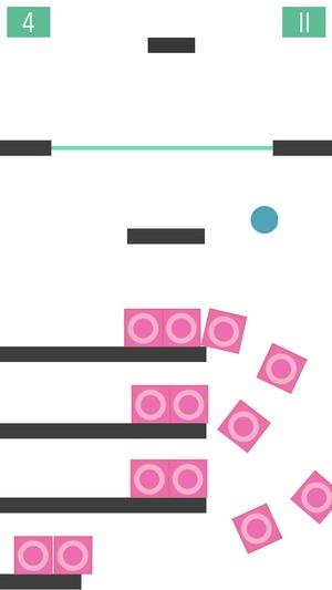 Screenshot Bounce on iPhone