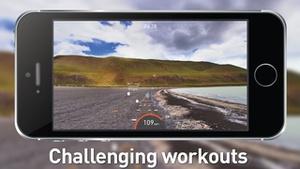 Screenshot BitGym on iPhone