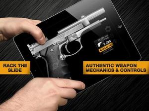 Screenshot Weaphones: Firearms Simulator Volume 1 on iPad