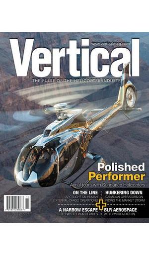 Screenshot Vertical Magazine on iPhone