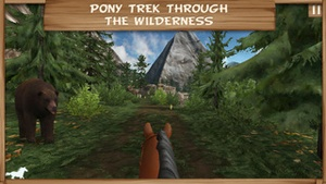 Screenshot Pony Trails on iPhone