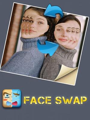 Screenshot Face Changer Free on iPad