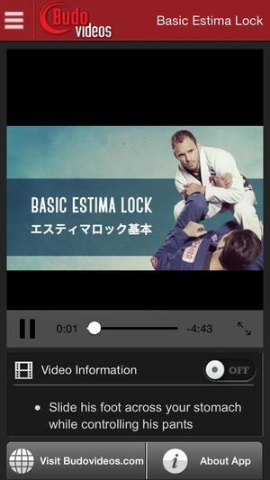 Screenshot Estima Lock by Victor Estima on iPhone
