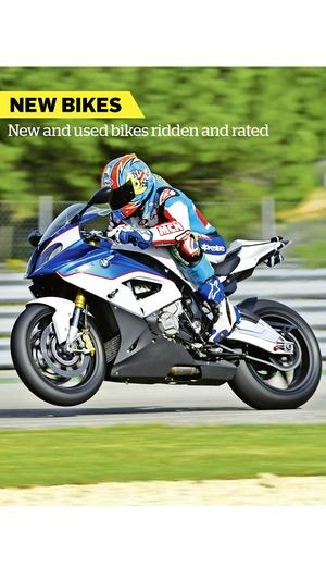Screenshot MCN Motorcycle News on iPhone