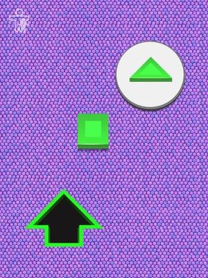 Screenshot Busy Shapes on iPad