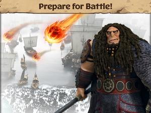 Screenshot Dragons: Rise of Berk on iPad