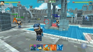 Screenshot Pixelmon Hunter  on iPhone
