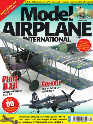 Screenshot Model Airplane International on iPad