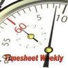 Timesheet Weekly