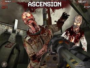 Screenshot Call of Duty: Black Ops Zombies on iPad