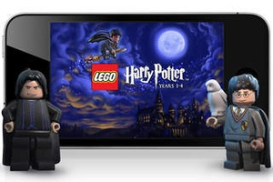 Screenshot LEGO Harry Potter: Years 1 on iPhone