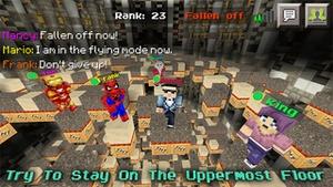 Screenshot TNT Run Games on iPhone