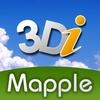 Mapple3Di 리얼3D 내비게이션
