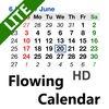 Flowing Calendar HD Lite
