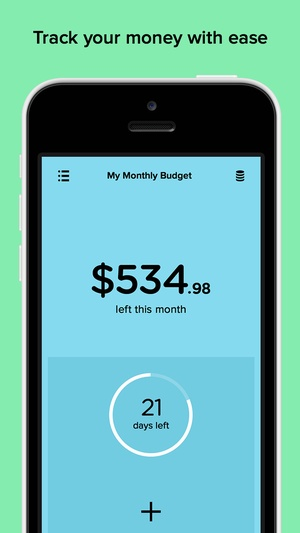 Screenshot Pennies on iPhone
