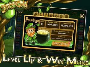 Screenshot Slots of Gold on iPad