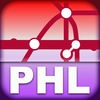 Philadelphia Transport Map