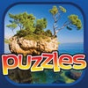 Most Beautiful Places in the World Puzzle Premium