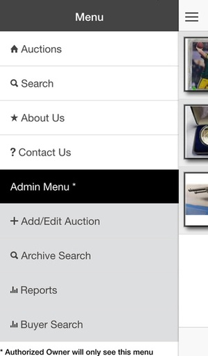 Screenshot Smith Co Auction on iPhone