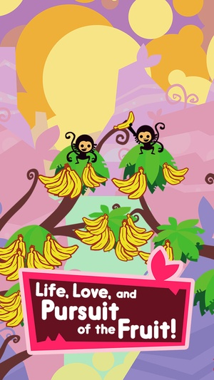 Screenshot Jungle Rumble: Freedom, Happiness, and Bananas ◆ Crazy Rhythm Game! ◆ on iPhone