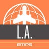 Los Angeles Travel Guide with Offline City Street and Metro Maps