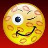 SMACKS DIRTY EMOJI + Fonts & Backgrounds + New Emoticons Smileys