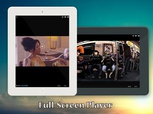 Screenshot mTube: Free Video HD, iDownloader & Video Streaming for TED Talk on iPad