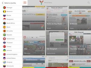 Screenshot myNews Free on iPad