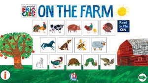 Screenshot Eric Carle's On the Farm: Animal Sounds and More on iPhone