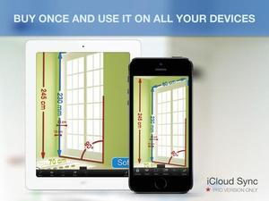 Screenshot My Measures & Dimensions PRO on iPad