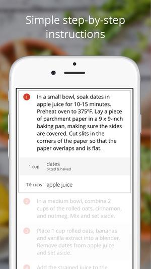 Screenshot Forks Over Knives  on iPhone