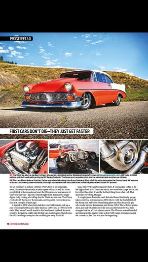 Screenshot Hot Rod Magazine on iPhone