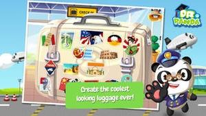 Screenshot Dr. Panda's Airport on iPhone
