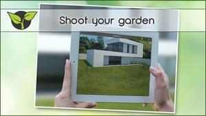 Screenshot MyGarden 3D Free Edition on iPhone