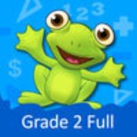 Second Grade Splash Math Common Core Learning Game