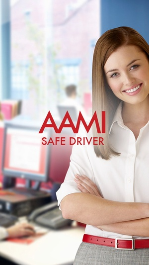 Screenshot AAMI Safe Driver on iPhone