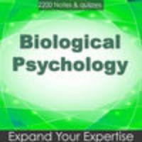 Biological Psychology2200 Flashcards