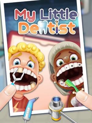 Screenshot Little Dentist on iPad