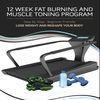 12 Week Fat Burning and Muscle Toning Program