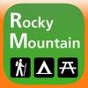 NP Maps Rocky Mountain