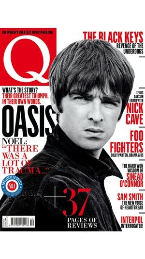 Screenshot Q Music Magazine on iPhone
