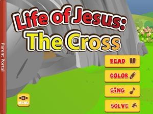 Screenshot Life of Jesus: The Cross Pro on iPad