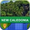 Offline New Caledonia Map