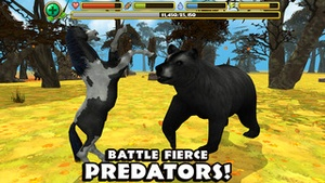 Screenshot Wild Horse Simulator on iPhone