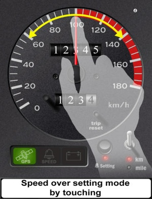 Screenshot DriveMate KingKong on iPad