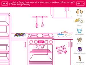 Screenshot Annabel Karmel Family Cooking on iPad