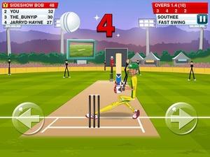 Screenshot Stick Cricket 2 on iPad