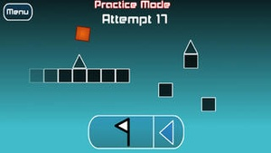 Screenshot The Impossible Game on iPhone