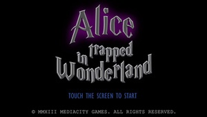 Screenshot Alice Trapped in Wonderland on iPhone